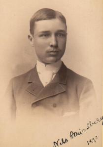 Nils Strindberg