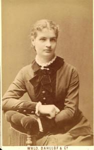 STRINDBERG, ELEONORA (Nora)1858-1927